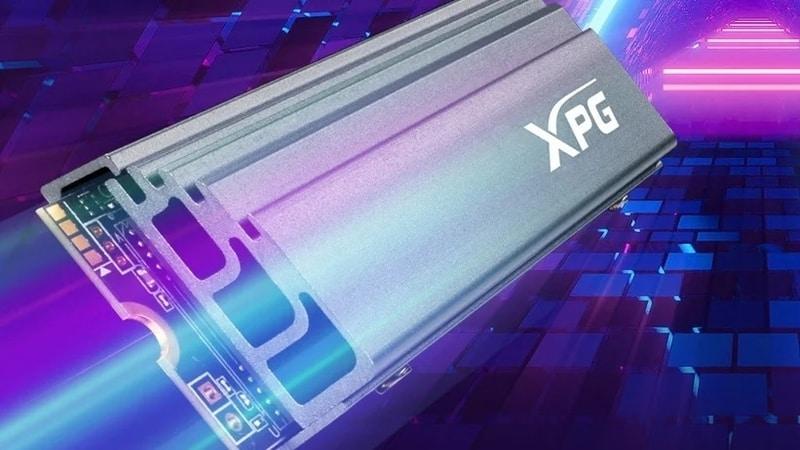 Le SSD ADATA PCIe 4.0 XPG GAMMIX S70 parvient à dépasser les 7 000 Mo/s !