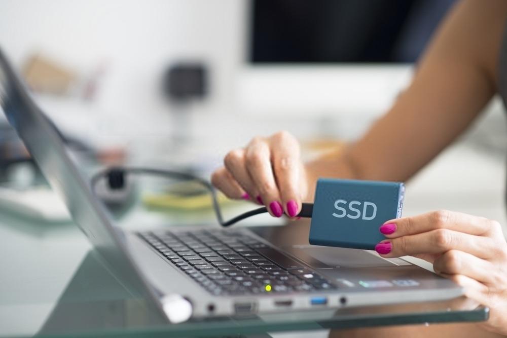 SSD en panne
