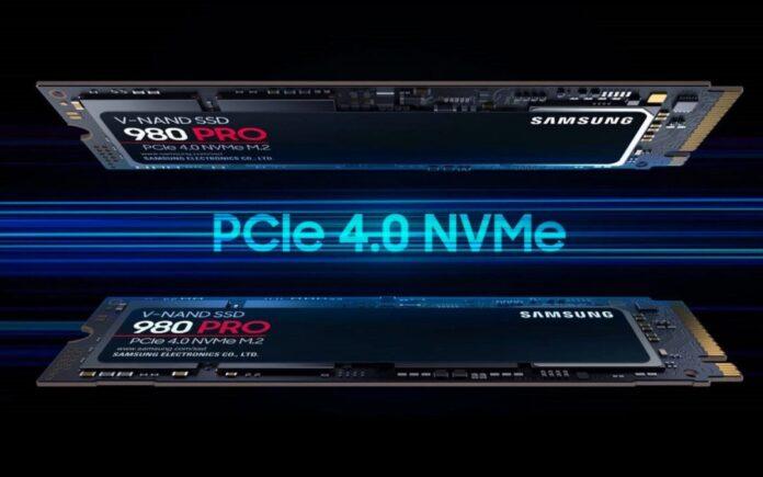 SSD 980 de samsung