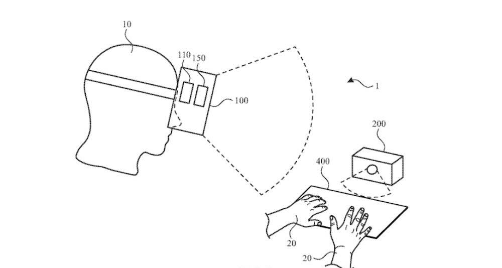 Apple Glass brevet 1