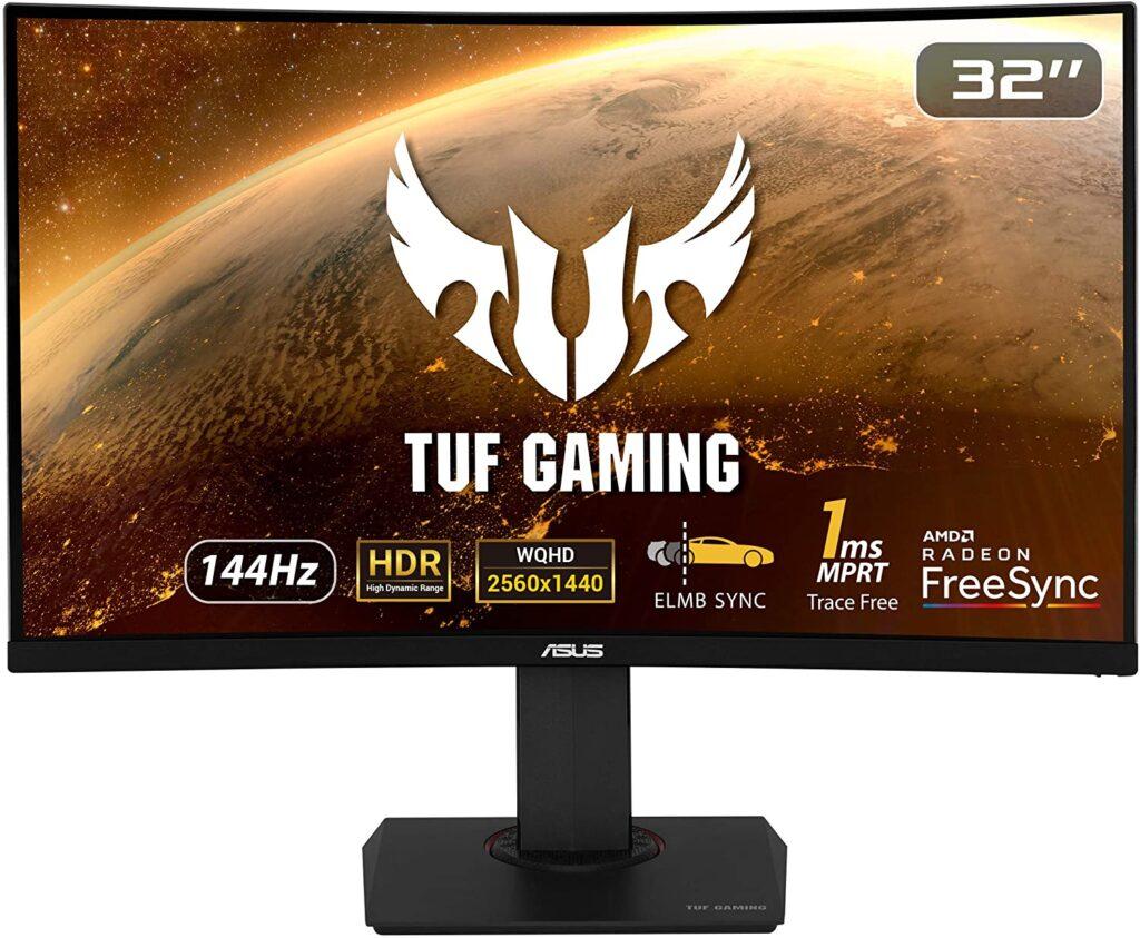 Asus TUF gaming test