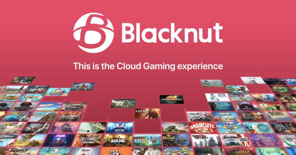 Blacknut cloud gaming