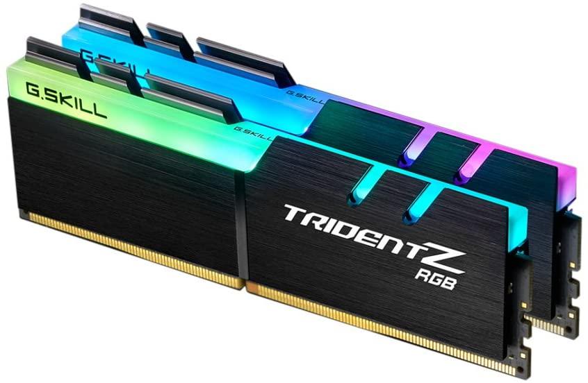 G. Skill Trident RGB DDRR4 16go ram