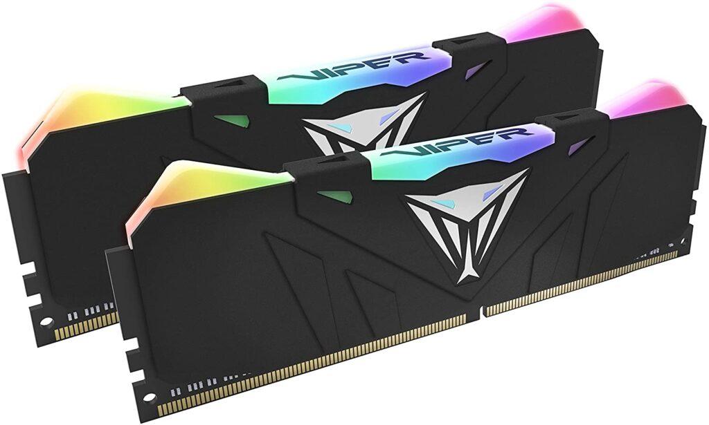 Patriot Viper RGB RAM DDR4 4133 16go