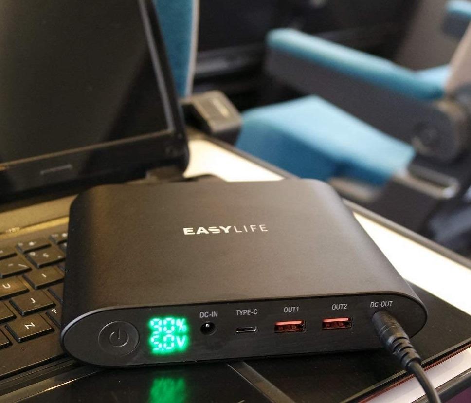 Port DC batterie externe pc