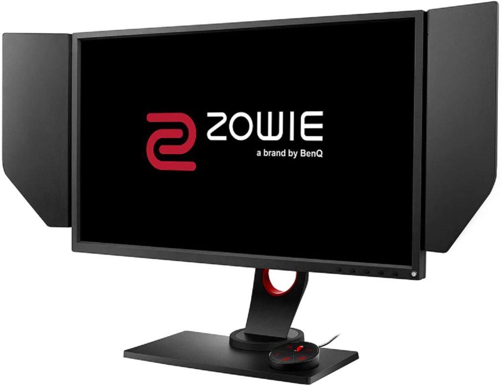 ecran pc 240 Hz Benq Zowie test