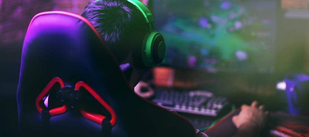gaming fortnite pc ecran