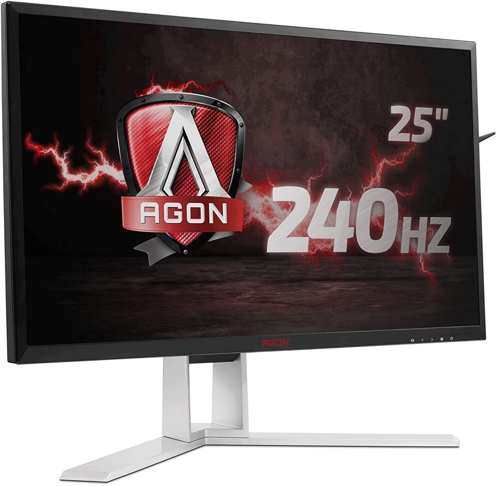 test ecran 240 Hz AOC Agon AG251FZ