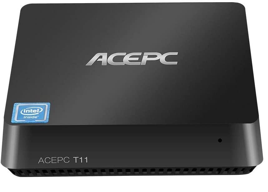 Mini pc Acepc T11 test avis