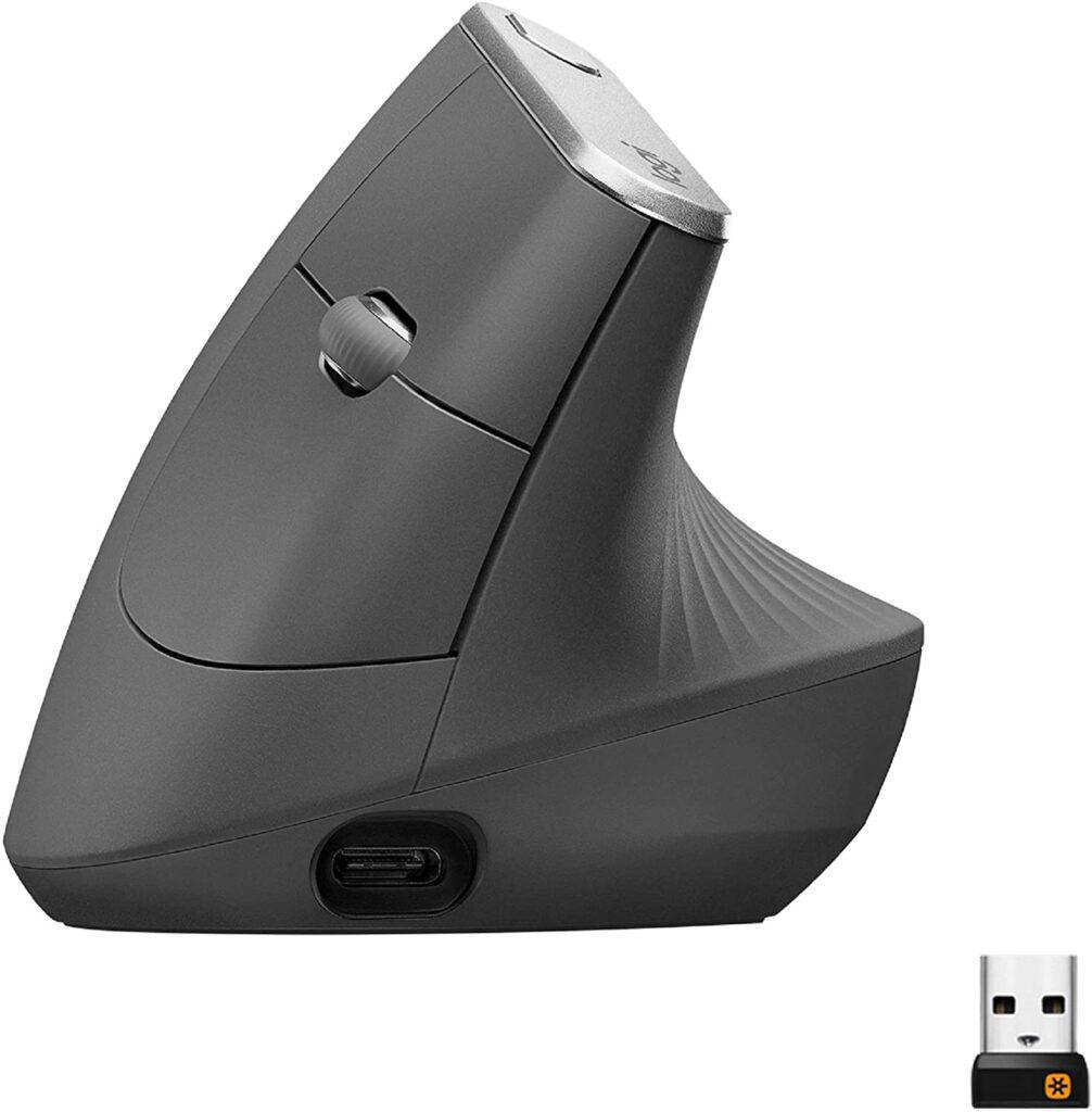 Souris ergonomique logitech MX test et avis