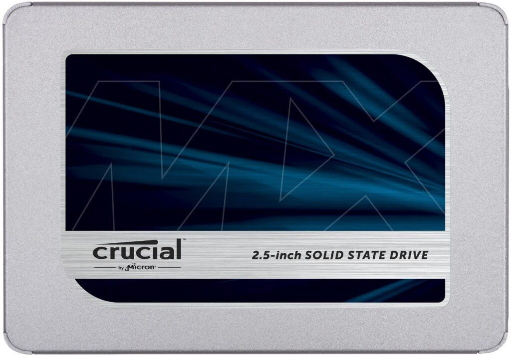 Tes avis crucial 1to ssd
