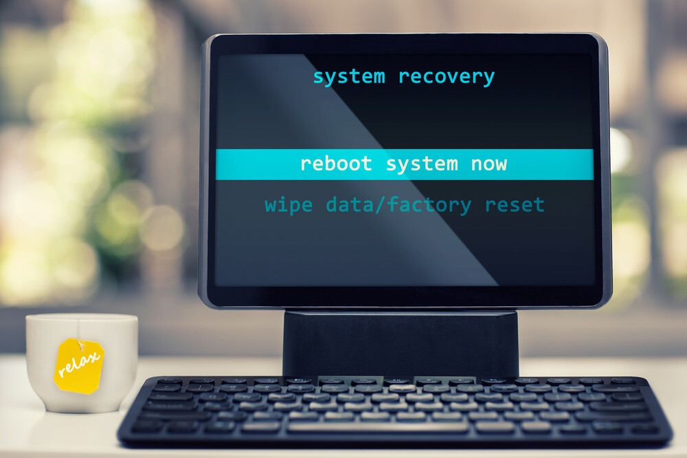 reboot system pc
