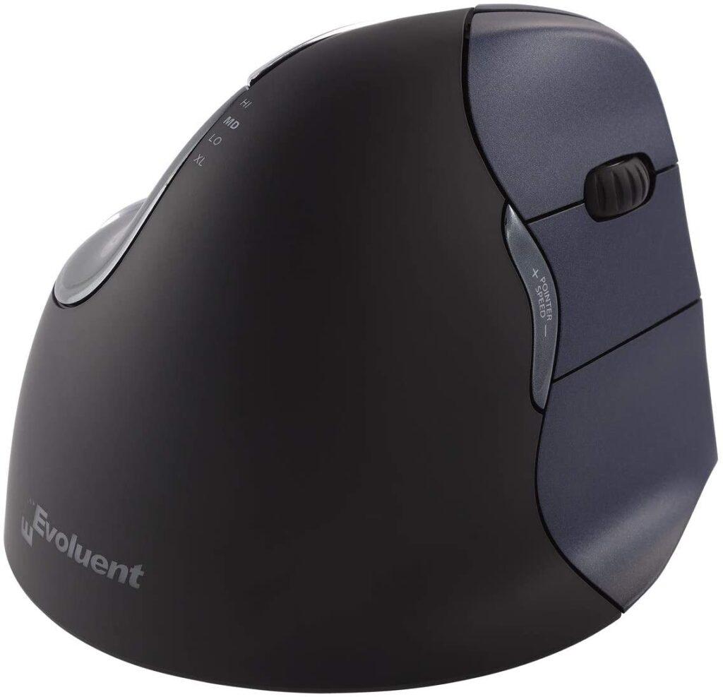 souris ergonomique sans fil pour droitier test avis