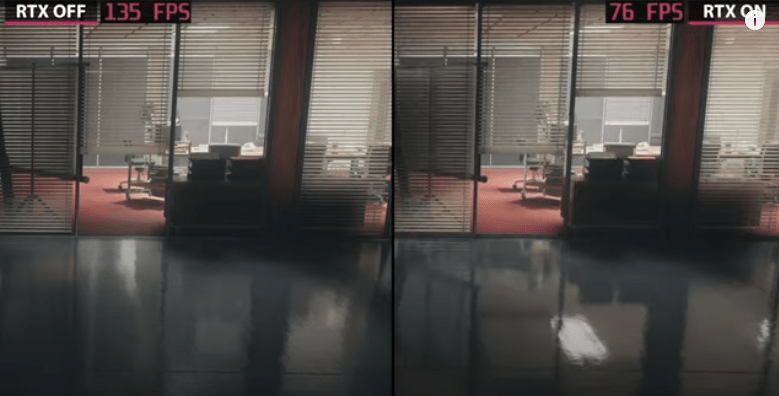 Control Ray tracing