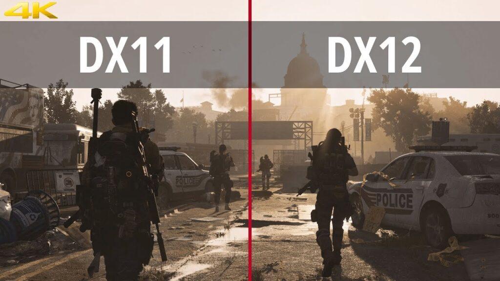 Direct x12 compare