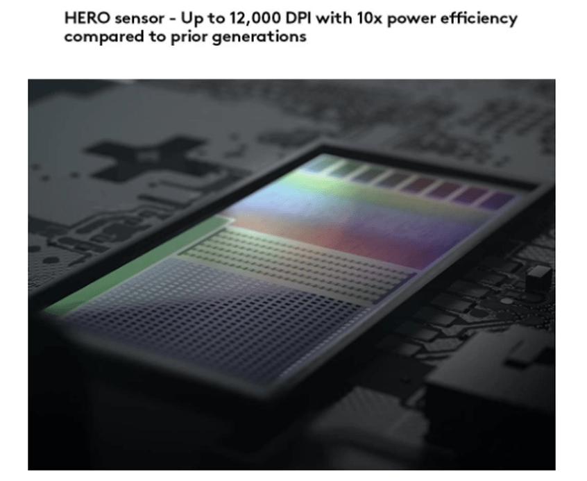 Hero sensor