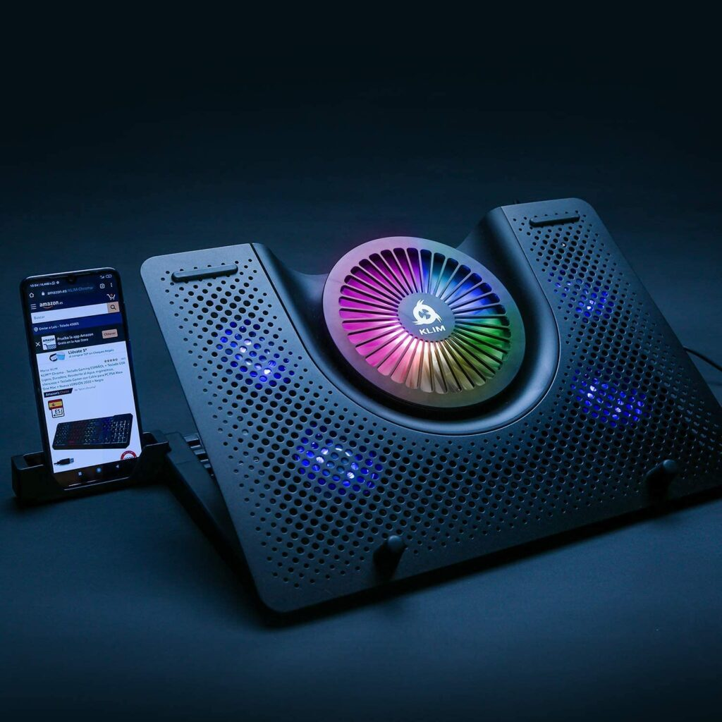Refroidisseur PC portable klim nova 1