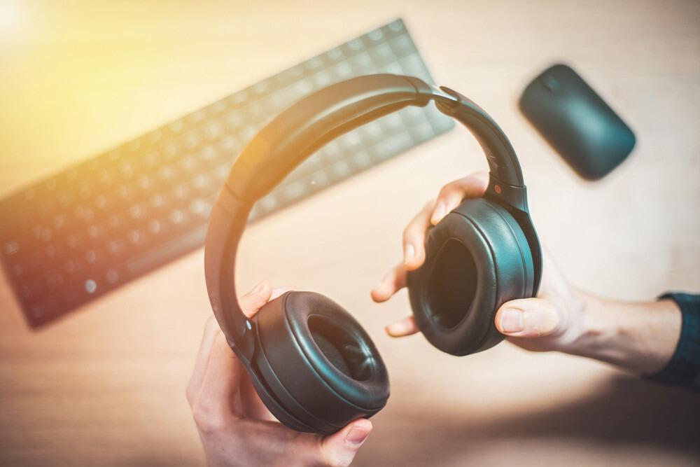 clavier bluetooth adapte aux casque de gaming