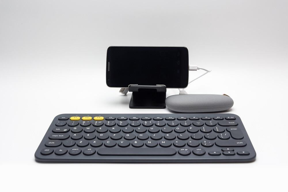 clavier bluetooth pour smartphone