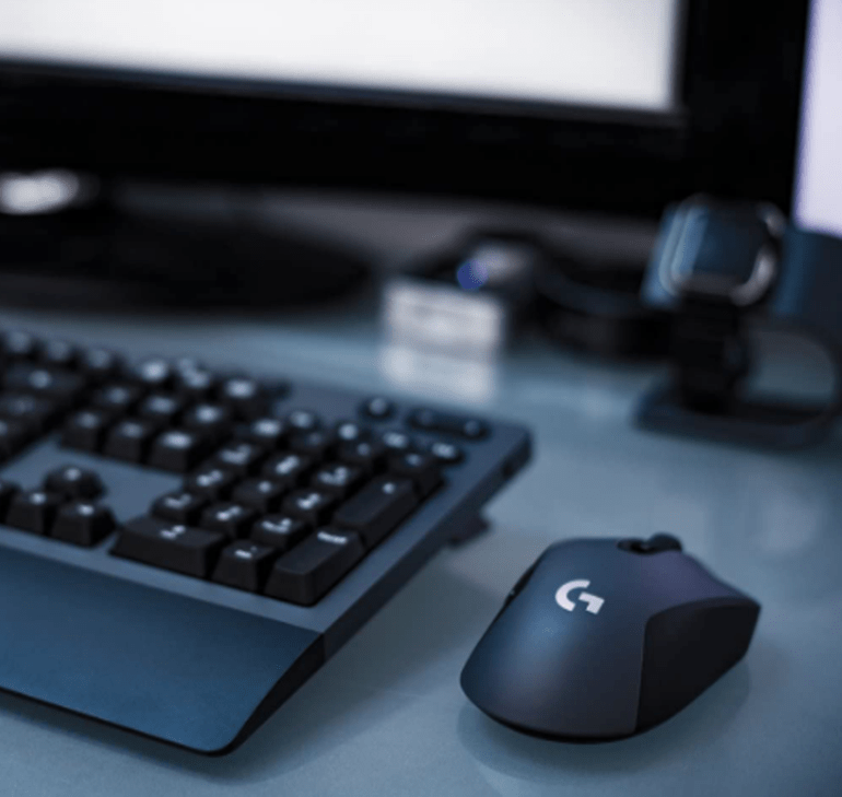 clavier et souris