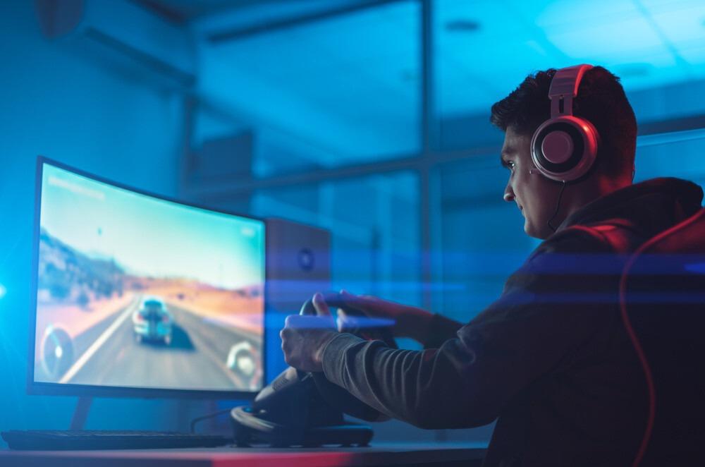 ecran incurve pc gaming