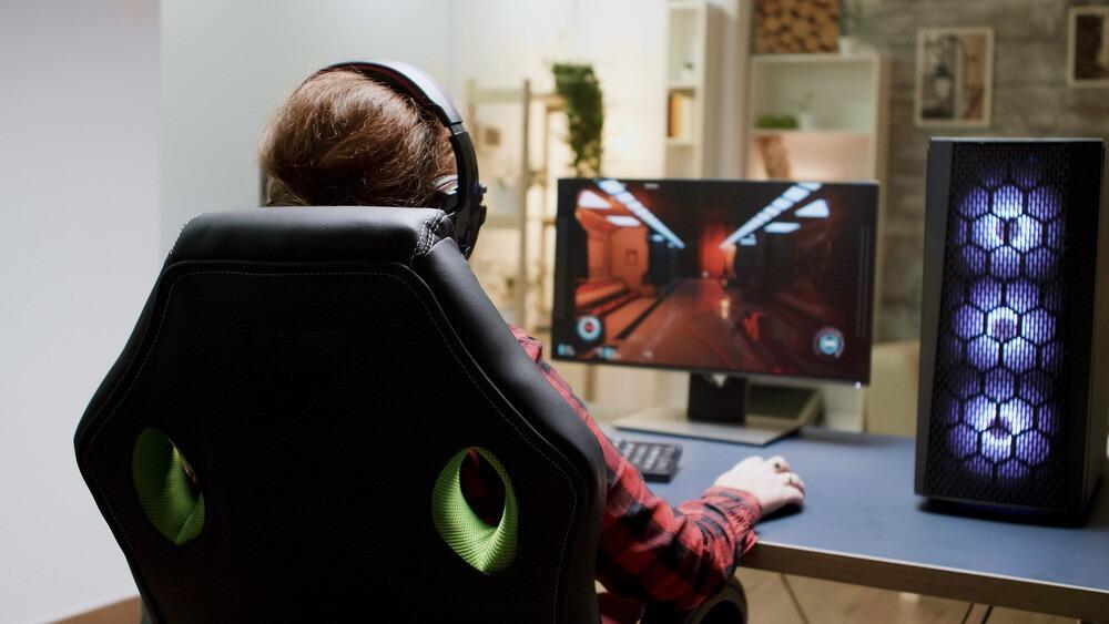 ecran incurve pour les gamers