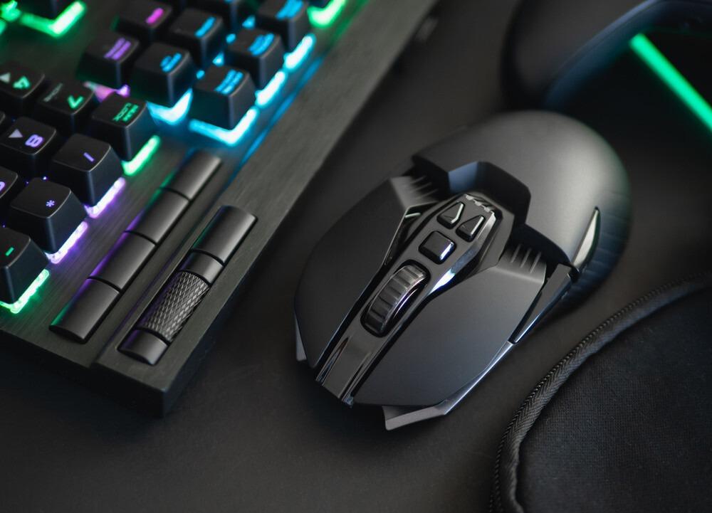 souris de gaming rechargeable