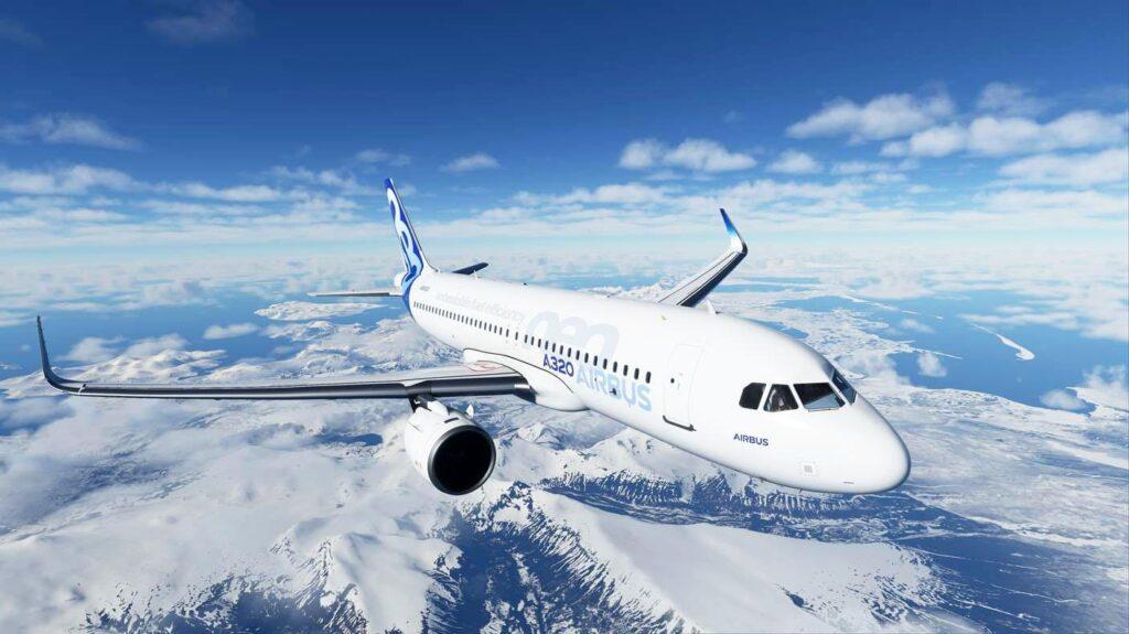 Microsoft Flight Simulator 2020 configuration