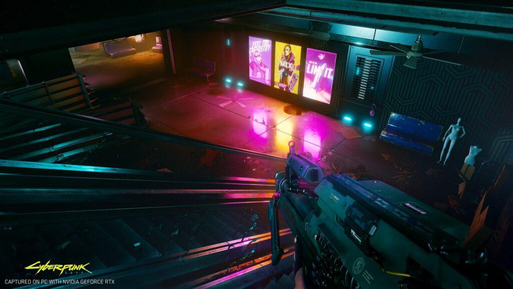 cyberpunk rtx 1