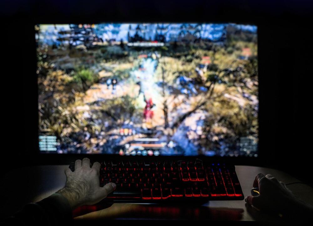 ecran 4k pour les gamers pro