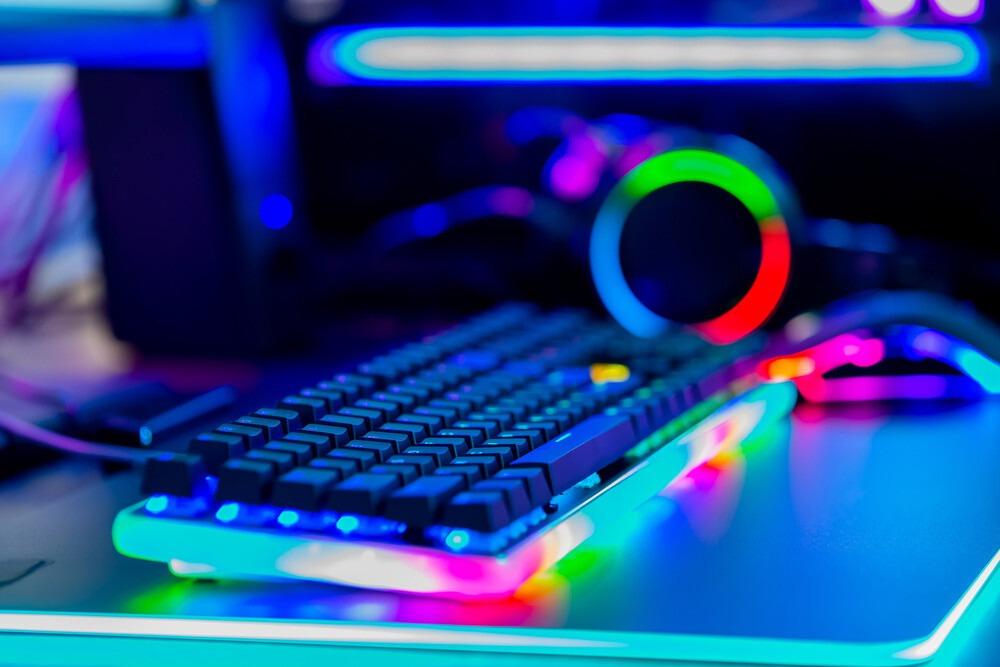 SET UP gaming en RGB