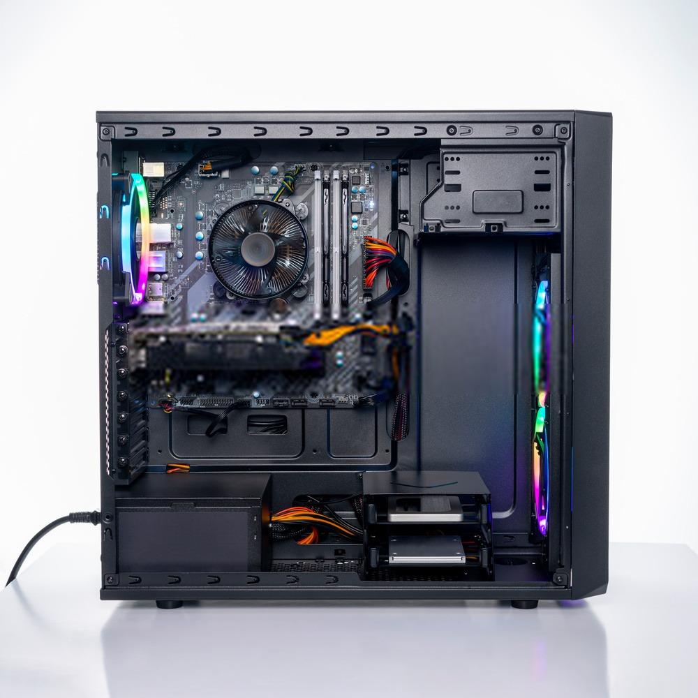 Boitier PC sans composant