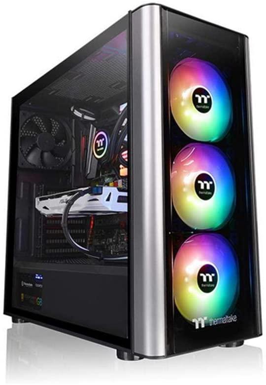 Boitier RGB avec 3 ventilateurs
