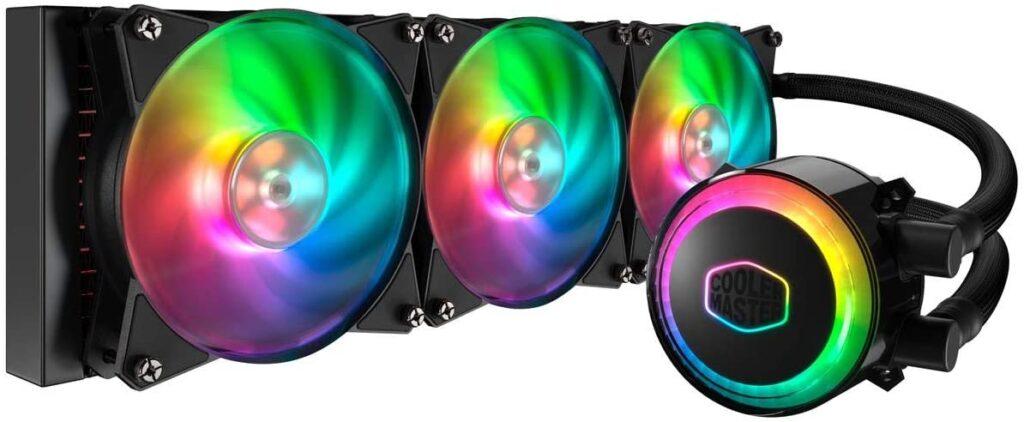 ventilateur CPU RGB