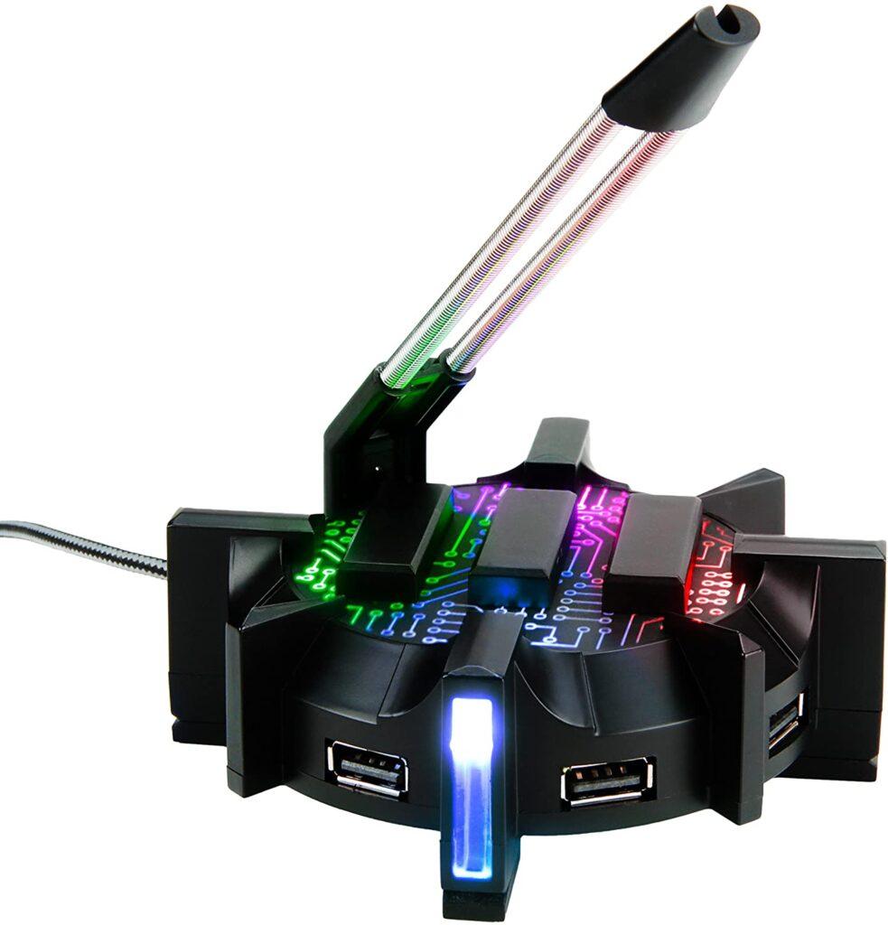 Support de cable Bungee pro pour souris