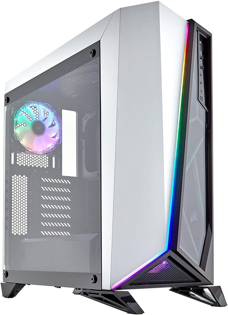 boitier ATX Corsair spec omega RGB