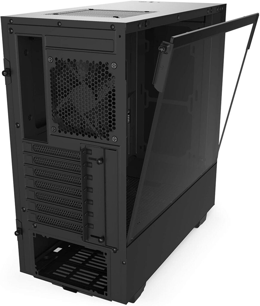 boitier NZXT H510 ATC gaming