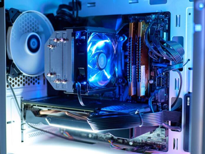 ventilateur CPU qui tourne