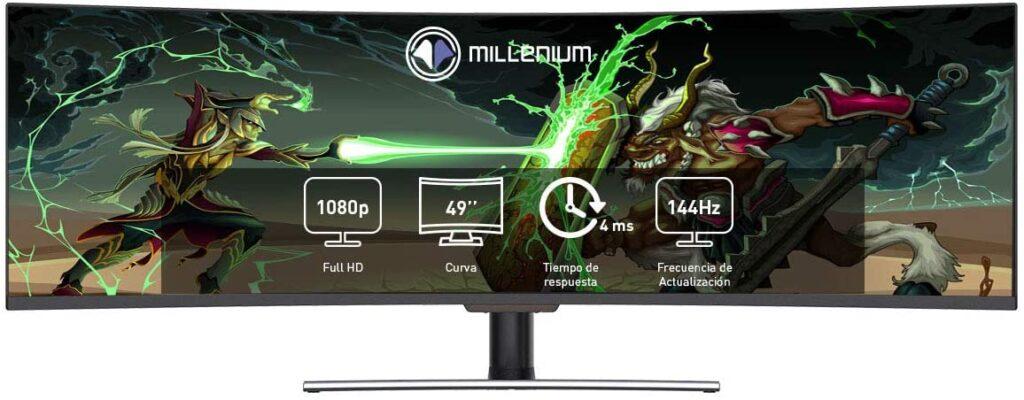 écran ultrawide 144 Hz