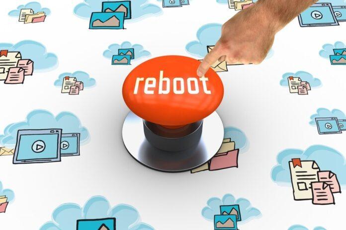 rebooter pc windows 10