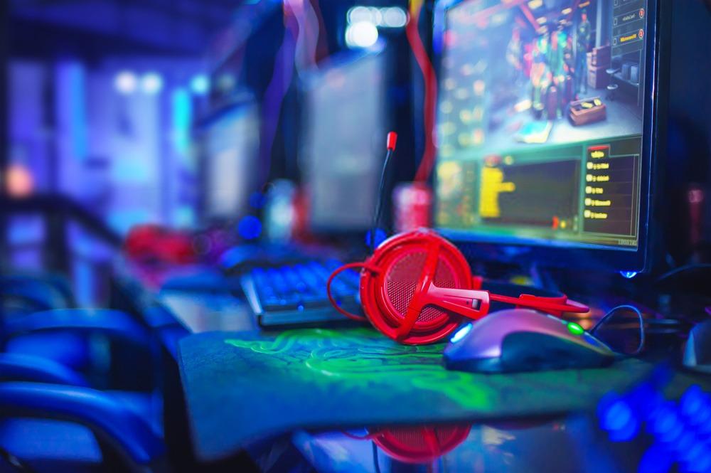 tapis de souris personnalise pour les gamers