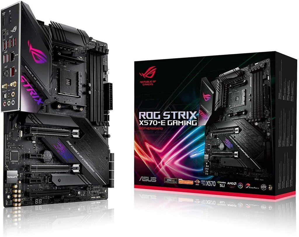 Carte Mere Gaming ROG Strix X570