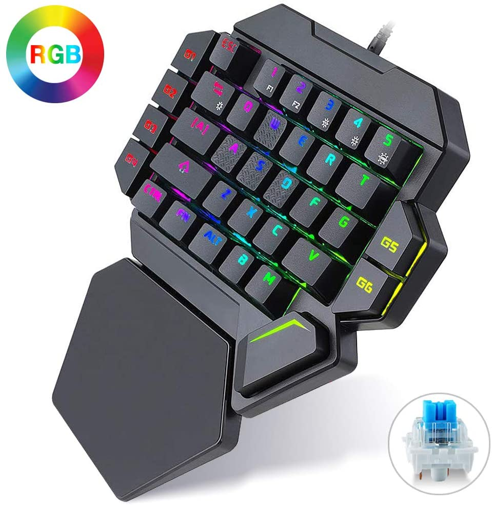 clavier filaire gaming 35 touches