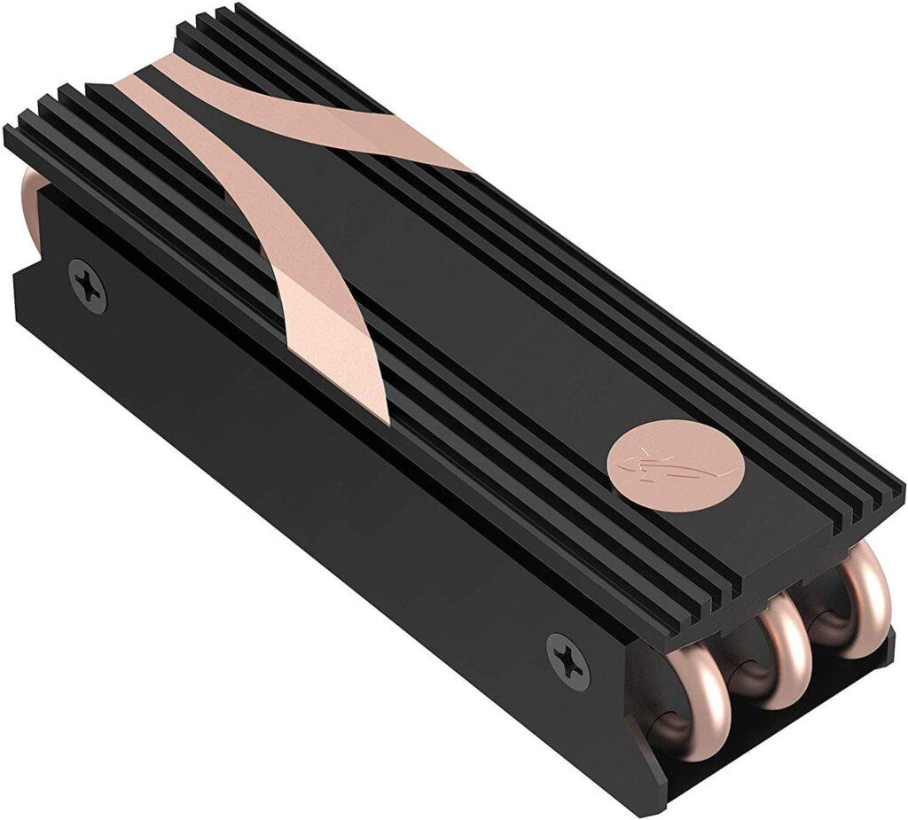 dissipateur thermique pour ssd M2 pc