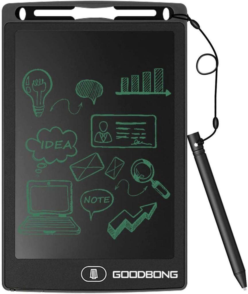 Goodbong tablette dessin électronique enfant