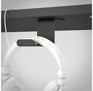 support casque audio sous la table