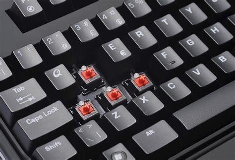 clavier a membrane avec touche macro