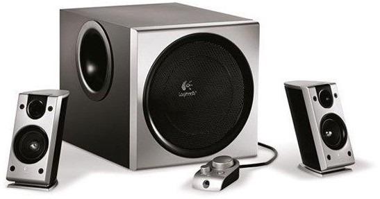 enceinte RGB stereo 2.1