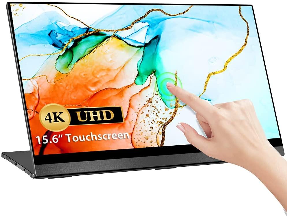 moniteur 4K portable tactile