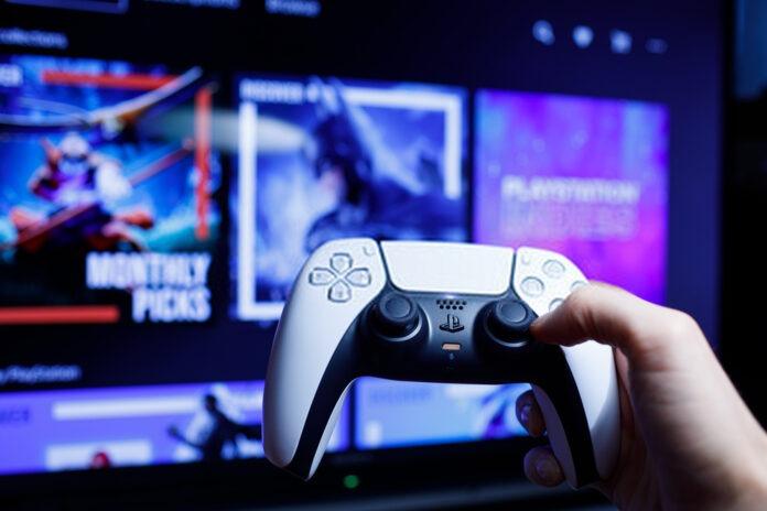 écran gamer pour ps5